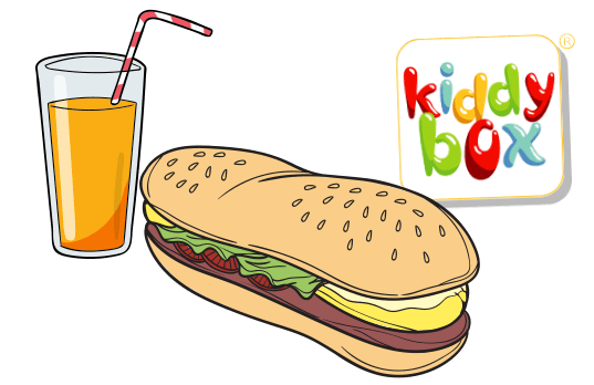 Produktbild KidzBox - Kindercroque